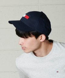 TOMMY HILFIGER MENS/フラッグ キャップ/501585328