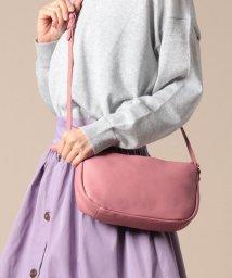 russet/ミニショルダーバッグ(Leather Series)/501592370