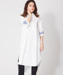 en recre/【B7】ビッグシルエットシャツ/501595759
