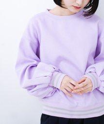 haco!/子どもっぽくならない 袖ボリュームのきれいめ大人女子スウェット/501616129