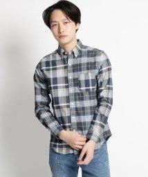 THE SHOP TK/【MADE IN 長崎】ボタンダウンオックスシャツ/501562272
