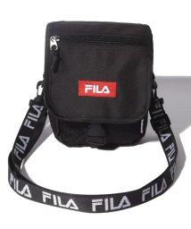 MARUKAWA/【FILA】フィラ ロゴテープミニショルダーバッグ/501582865