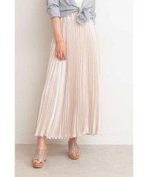 PROPORTION BODY DRESSING/|CanCam 5月号掲載|プリーツサテンスカート/501586073