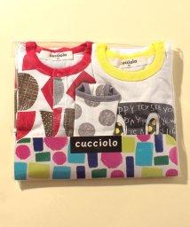 cucciolo/女児ベビーロンパースセット/501593630