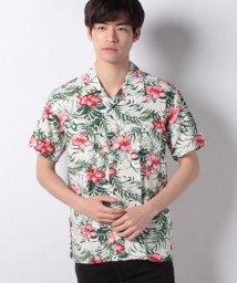 MARUKAWA/レーヨン素材 アロハシャツ/501594732