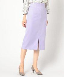 NOLLEY'S sophi/ハイウエストロングタイトスカート/501595031