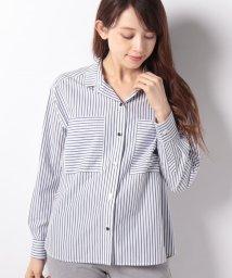 LAPINE BLEUE/【洗える】ジルワンダーロンストシャツ/501596849