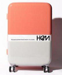 addy selection/【HeM】 スーツケース フラスコ M/501597119