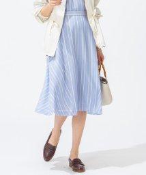J.PRESS LADIES/【WEB限定色あり】プロビスストライプ スカート/501617243