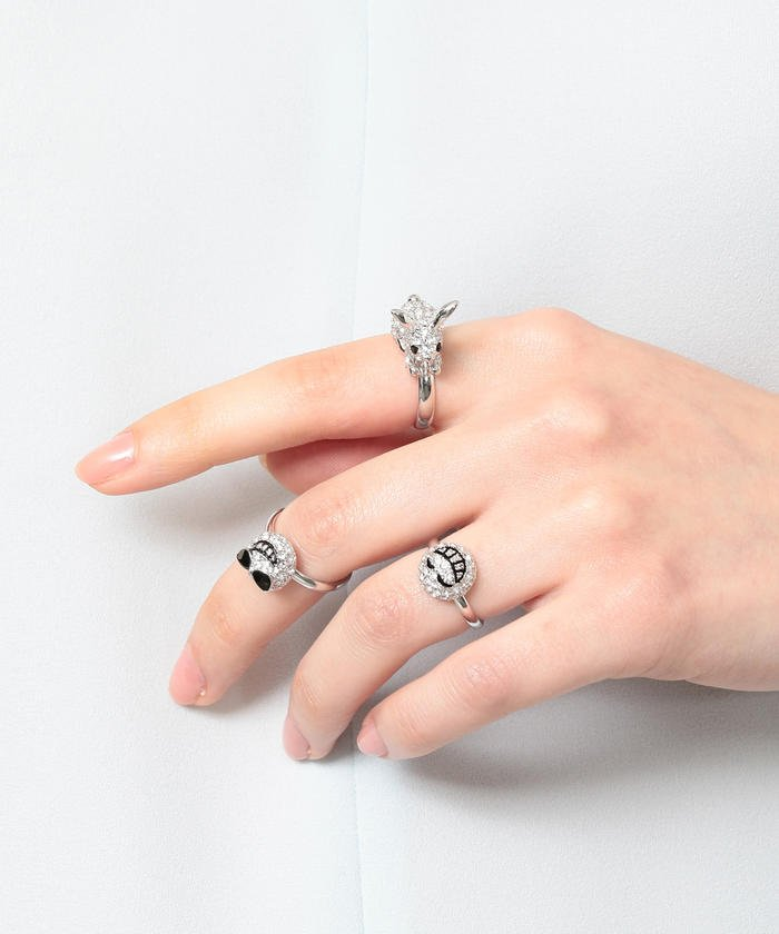 スパーキーBOX指輪セット