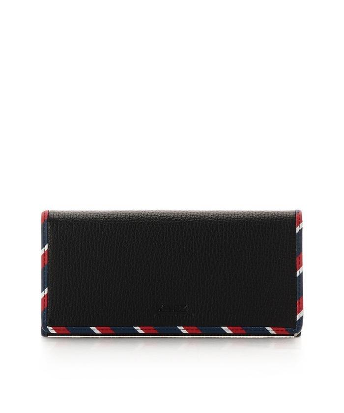トリコロール 長財布