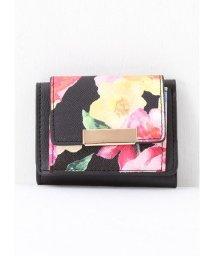HAPPY EXP/ツートン7つ折りミニ財布/501618851