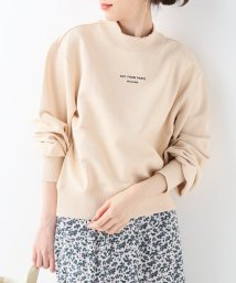 JOURNAL STANDARD relume/【DROLE DE MONSIEUR / ドロール・ド・ムッシュ】 NFPM CROPPED SWEATER:スウェット/501619612