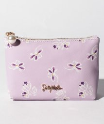 SMIR NASLI/Portion Flower Pouch/501545046