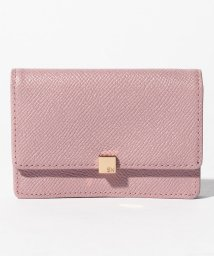 SMIR NASLI/Flap Leather Card   Case/501545051