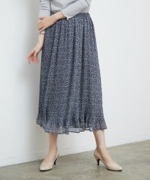 ROPE' PICNIC/小花柄プリーツスカート/501619672