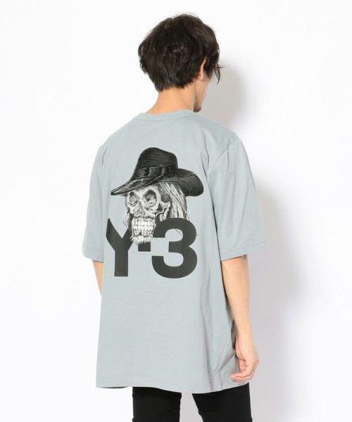 LHP(エルエイチピー)/Y-3/ワイスリー/Yohji スカルTシャツ/94919629-60