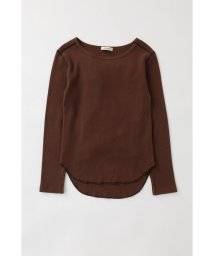 moussy/COLOR STITCH THERMAL トップス/501620305