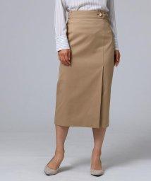 UNTITLED/ラップデザインスカート/501620605
