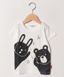FORTYONE/HELLO半袖Tシャツ/501592392