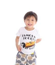 A-MACH/ホットドック半袖Tシャツ/501592416