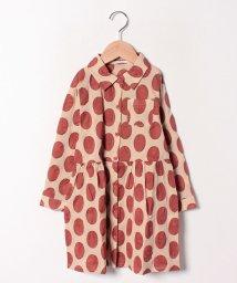 Gemeaux/ドットシャツワンピース/501592429