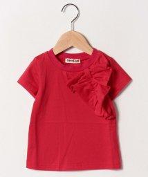 Gemeaux/フリルリボン半袖Tシャツ/501593634