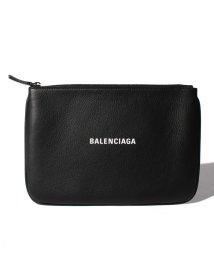 BALENCIAGA/【BALENCIAGA】ポーチ/EVERYDAY M POUCH【NERO】/501594812