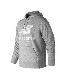 New Balance/ニューバランス/メンズ/エッセンシャルスタックドロゴプルオーバーフーディー/501621079
