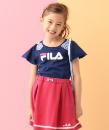 anyFAM(KIDS)/【KIDS】FILA 40/2天竺 カットソー/501621436