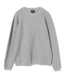 BEAMS OUTLET/BEAMS / ライトワッフル クルーネックニット/501548636