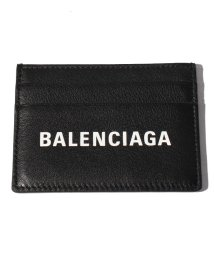 BALENCIAGA/【BALENCIAGA】カードケース/EVERYDAY MULTI CARD【NERO】/501594818