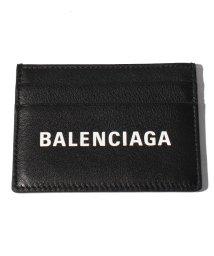 BALENCIAGA/【BALENCIAGA】カードケース/EVERYDAY MULTI CARD【NERO】/501594818