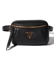 PRADA/【PRADA】ウエストバッグ/VIT.DAINO【NERO】/501594823