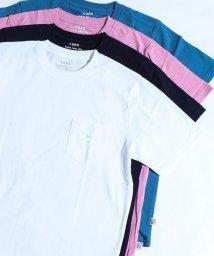 coen/USAコットンクルーネックTシャツ/501598240