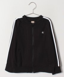 petit main/【セットアップ対応商品】星刺しゅう入りサイドラインジャージジャケット/501598722