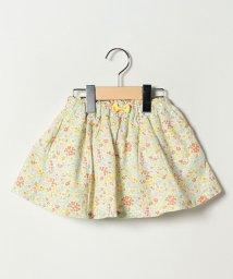 LAGOM/花柄ギャザースカート/501599721