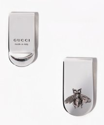 GUCCI/【GUCCI】LMDM MONEY CLIP WITH BEE SLV/501599848