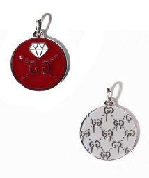 GUCCI/【GUCCI】CHARM DIAMOND SLV&ENAMEL/501599854