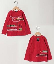kladskap/クマ電車Tシャツ/501602249