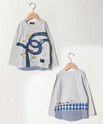 kladskap/ワーキングカープリントTシャツ/501602250