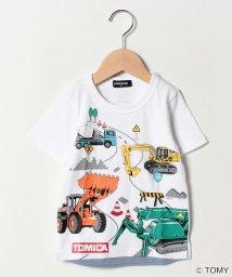 kladskap/トミカ働く車集合半袖Tシャツ/501602255