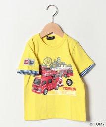 kladskap/トミカ消防車/パトカー半袖Tシャツ/501602256