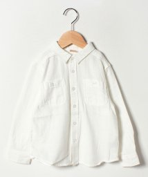 petit main/無地・チェックシャツ/501602264