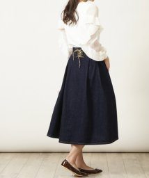 actuelselect/【SOMETHING】CORSET LACEUP SKIRT/501615833