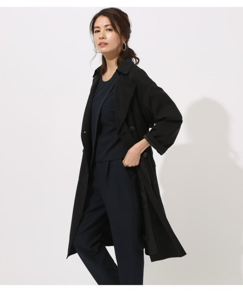 AZUL by moussy(アズールバイマウジー)/LYOCELL TRENCH COAT/250CSA30-466B