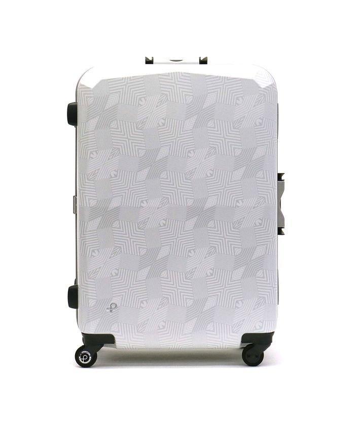 ギャレリア プロテカ スーツケース PROTeCA プロテカ EQUINOX LIGHT ORE LTD2 96L 10〜14泊 限定 00847 エース ACE ユニセックス ホワイト F 【GALLERIA】