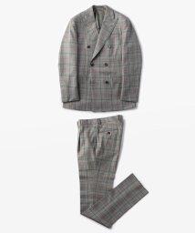 TOMORROWLAND MENS/Super100'sウール 6Bダブルブレストスーツ DORMEUIL AMADEUS 365/501623576
