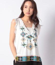 Desigual/Tシャツ袖なし/501509577