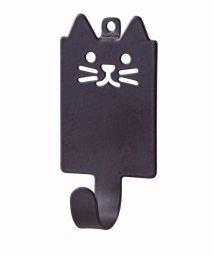 En Fance/ネコ型マグネットフック  6個セット BK/501590082